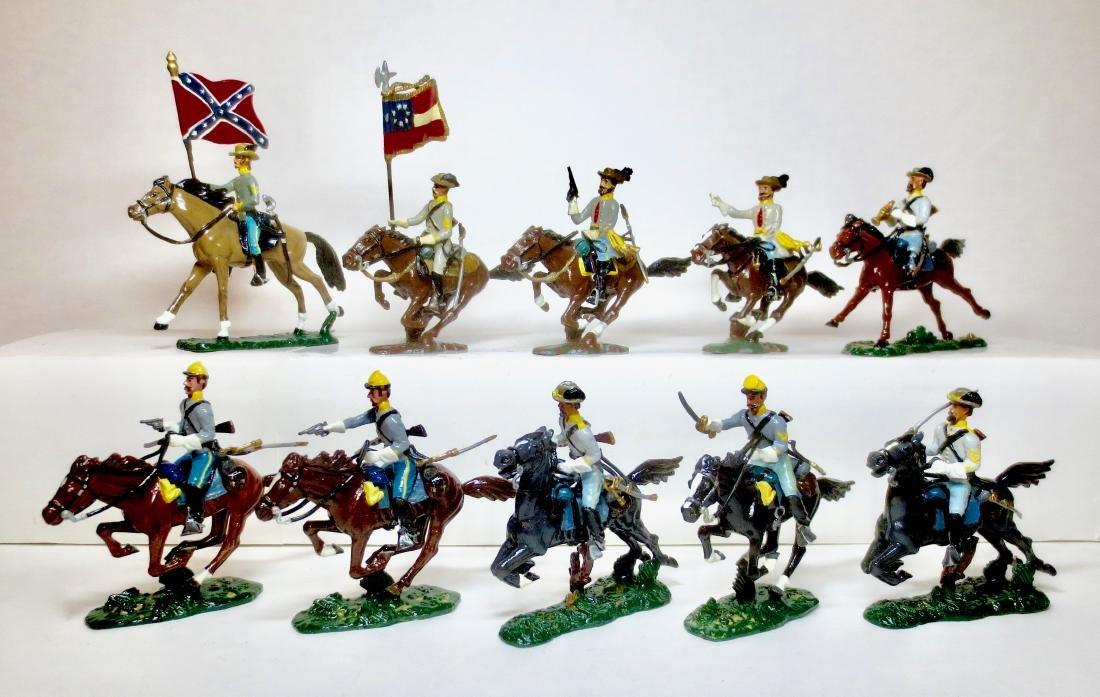 Bussler ACW Confederate Cavalry