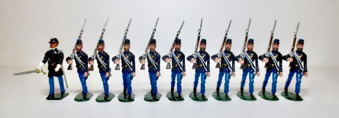 Bussler ACW Union 56th New York 10th Legion