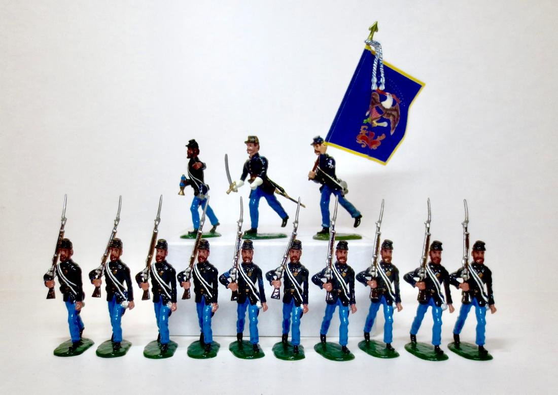 Bussler ACW Union Infantry