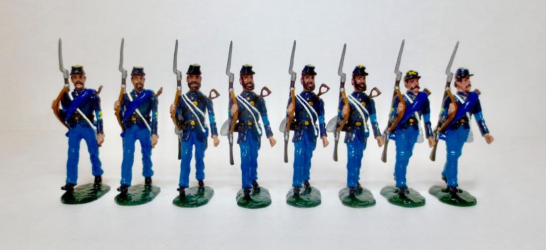 Bussler ACW Union Infantry Pioneers