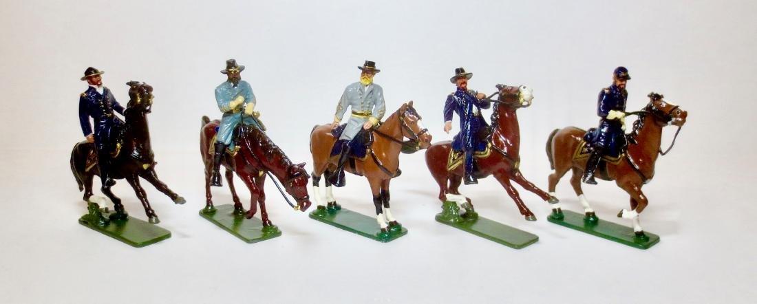Imrie Risley Union & Confederate Generals