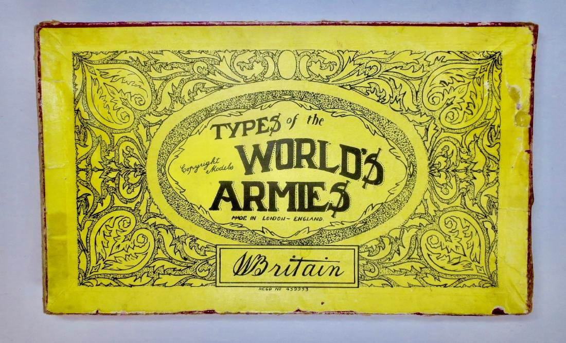 Britains Set #460 Types of The World's Armies