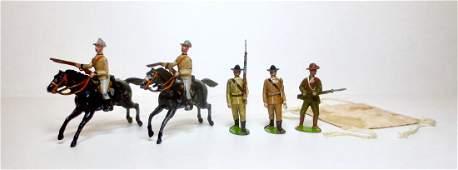 Britains Rare Boer War Assortment
