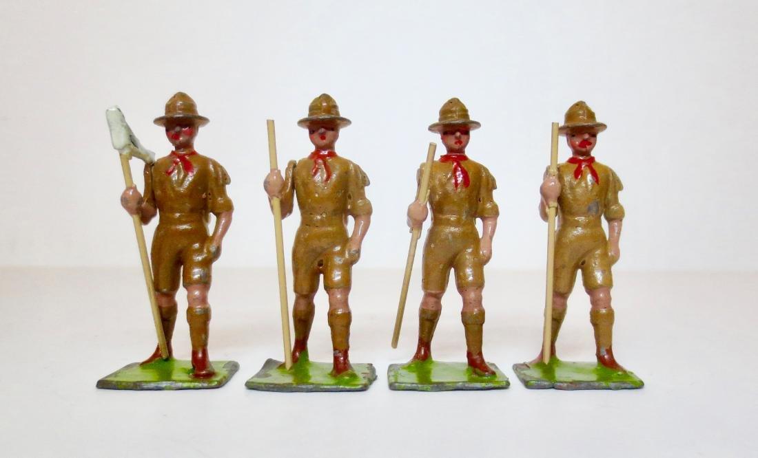 Britains Paris Office Boy Scouts