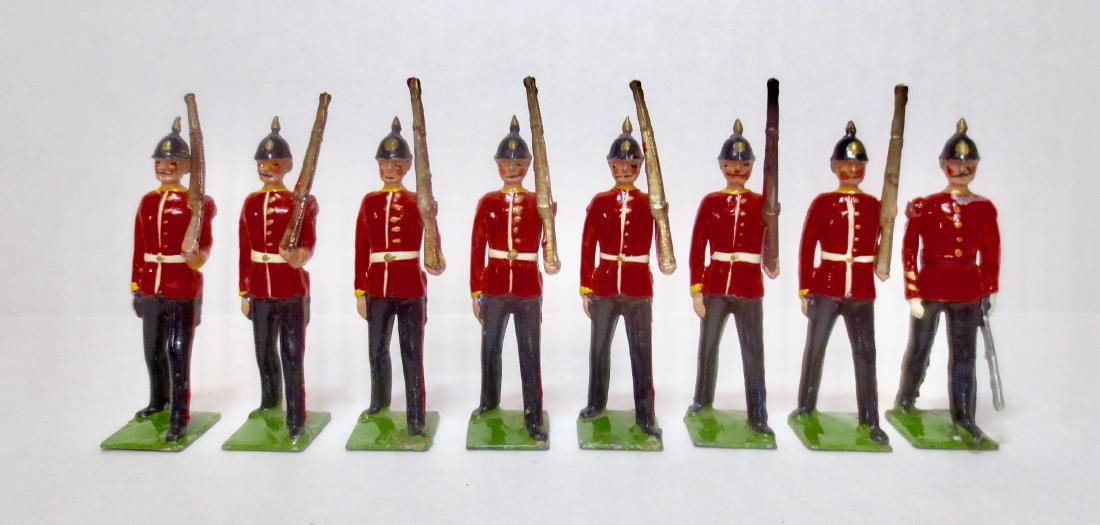 Britains Set #76 Middlesex Regiment