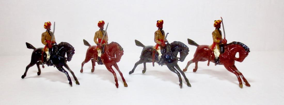 Britains From Set #47 1st Bengal Cavalry