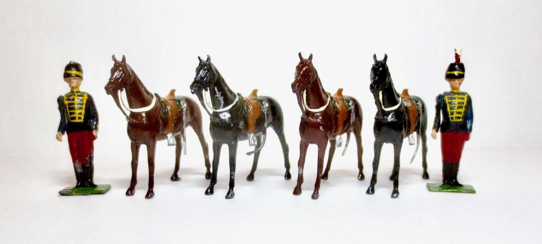 Britains From Set #182 Hussars