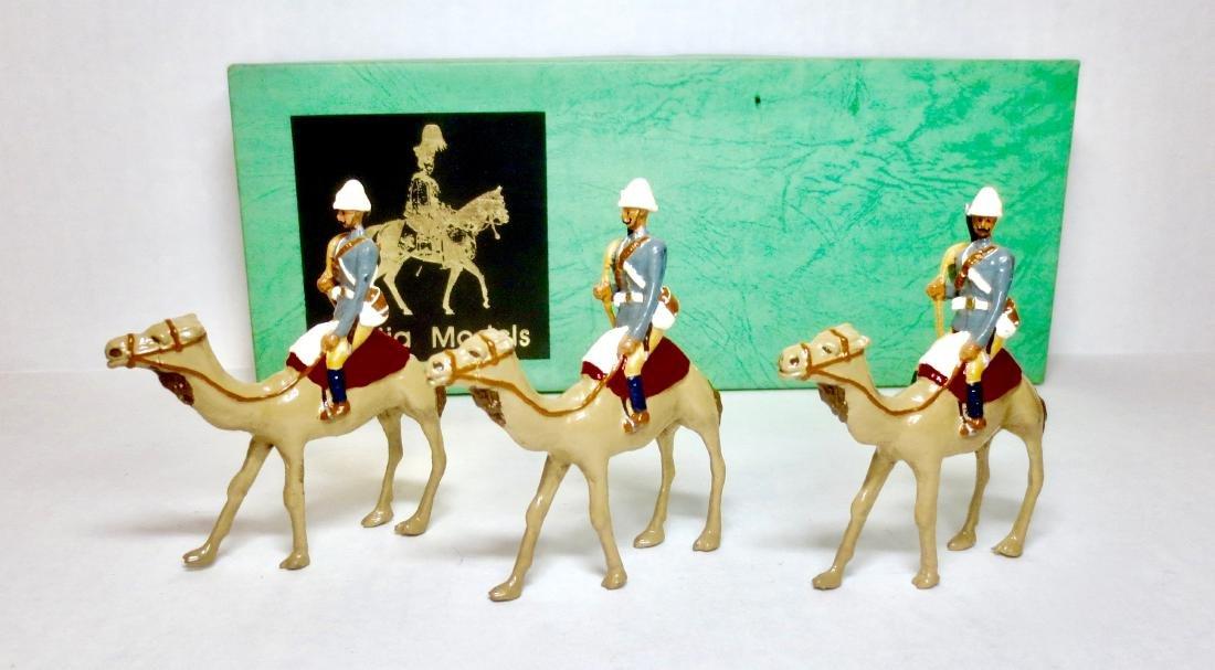 Militia Models The Guards Heavy Camel Corps