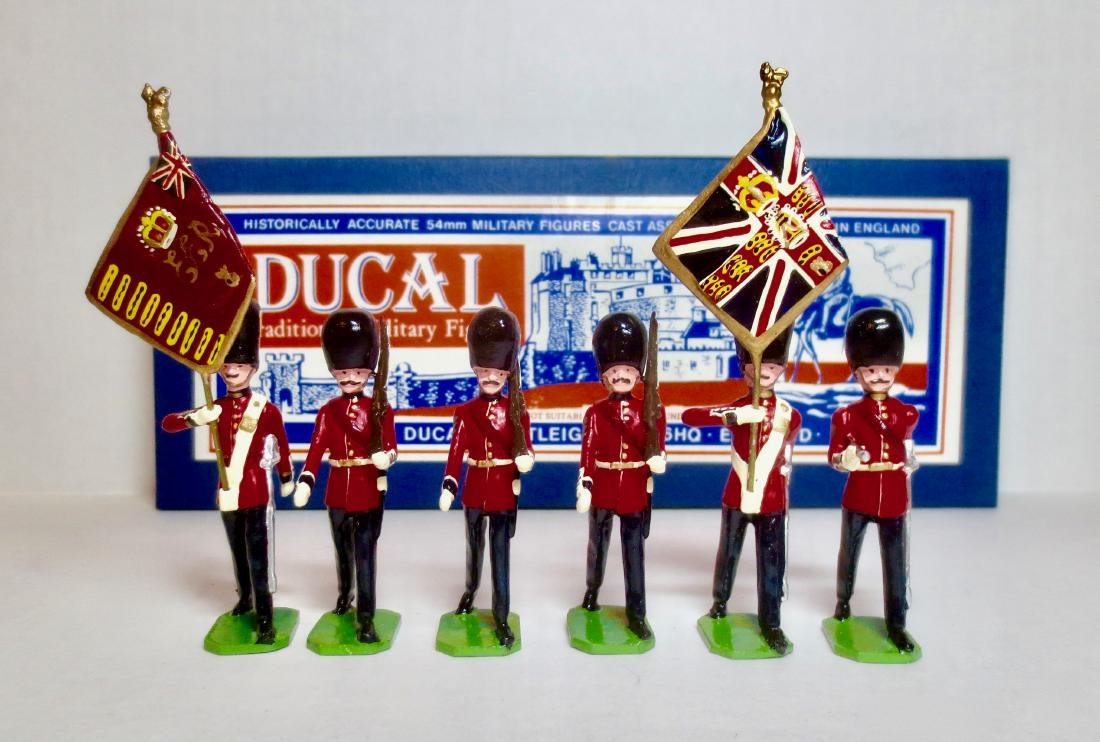 Ducal The Grenadier Guards Colour Party