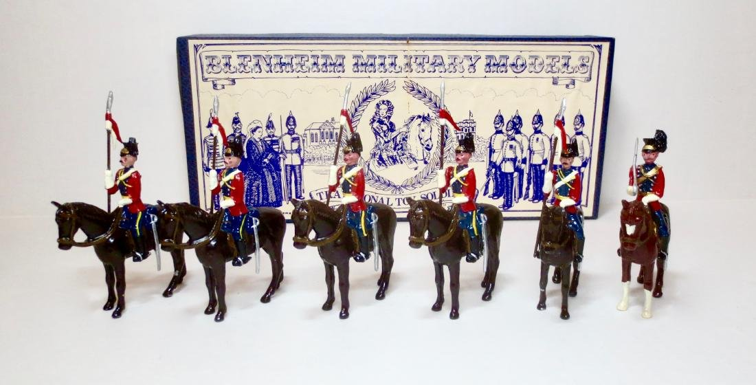 Blenheim Set #C12 The Queen's Own 16th Lancers