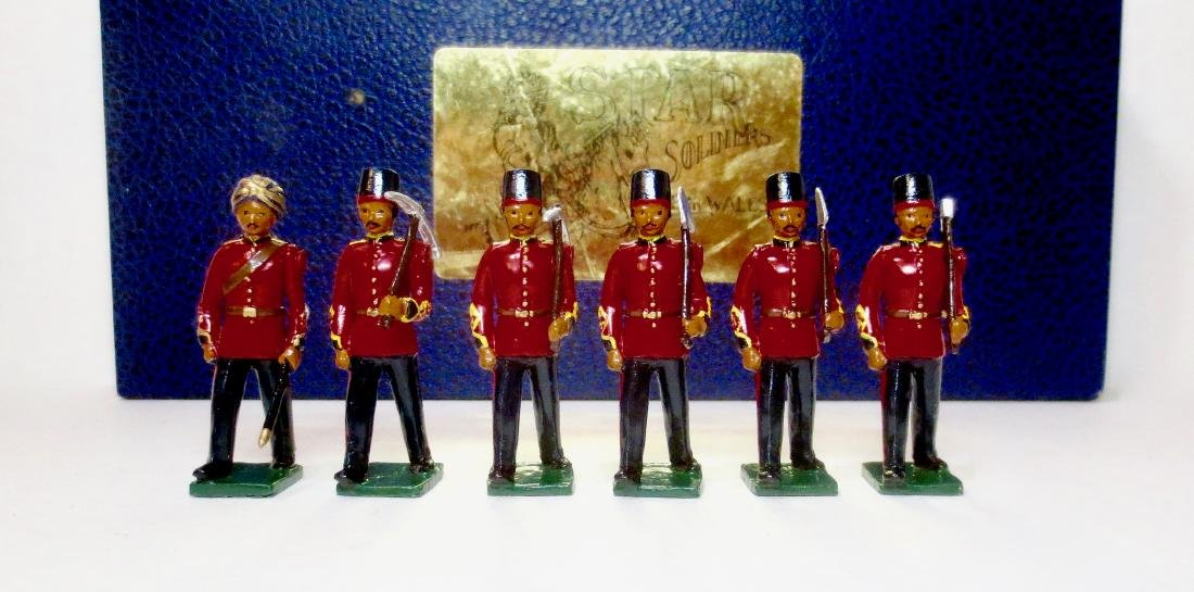 Star Soldiers Set #8 Madras Miners & Sappers