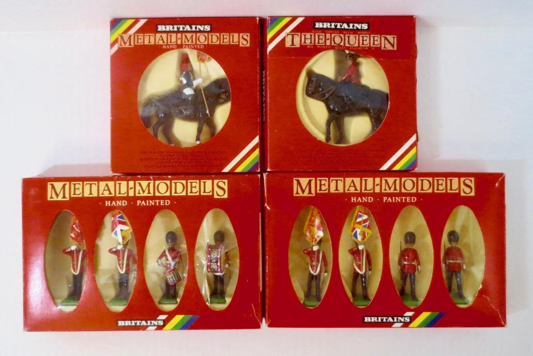 Britains Metal Models Assortment