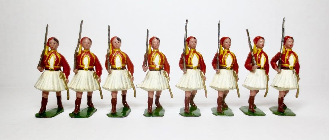 Britains Set #196 Greek Evzones