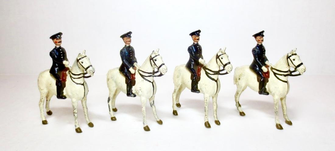 Britains From Set #1511 Mounted Police