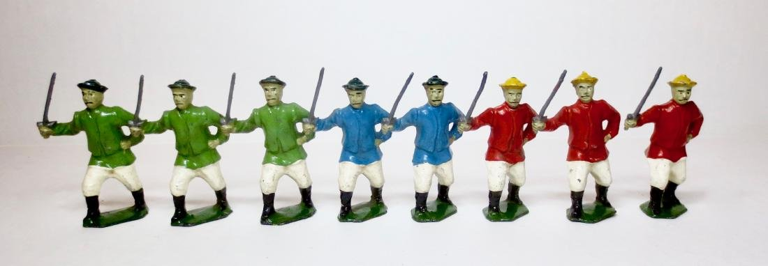 Britains Set #241 Chinese Infantry