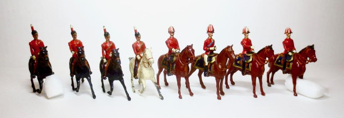 Britains From Set #201 Officers of The General