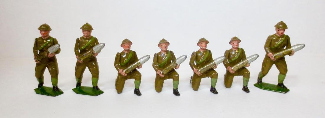 Britains Set #1730 Royal Artillery Set