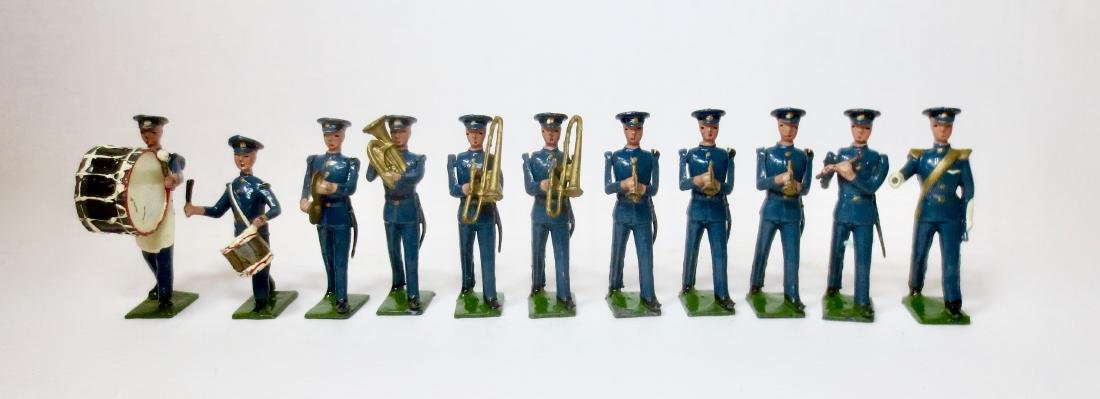 Britains From Set #1527 Band of the RAF