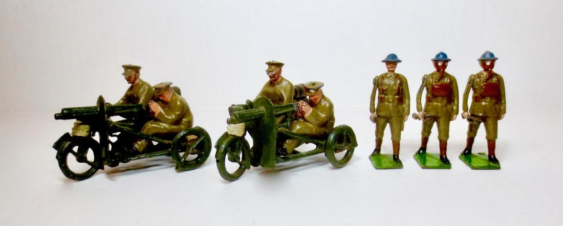 Britains WW1 Khaki Assortment