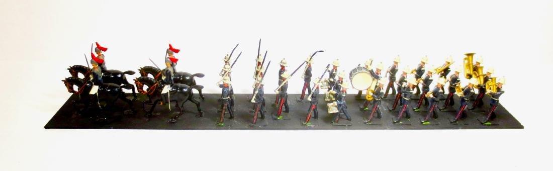 Britains Royal Marine Band and Horse Guards