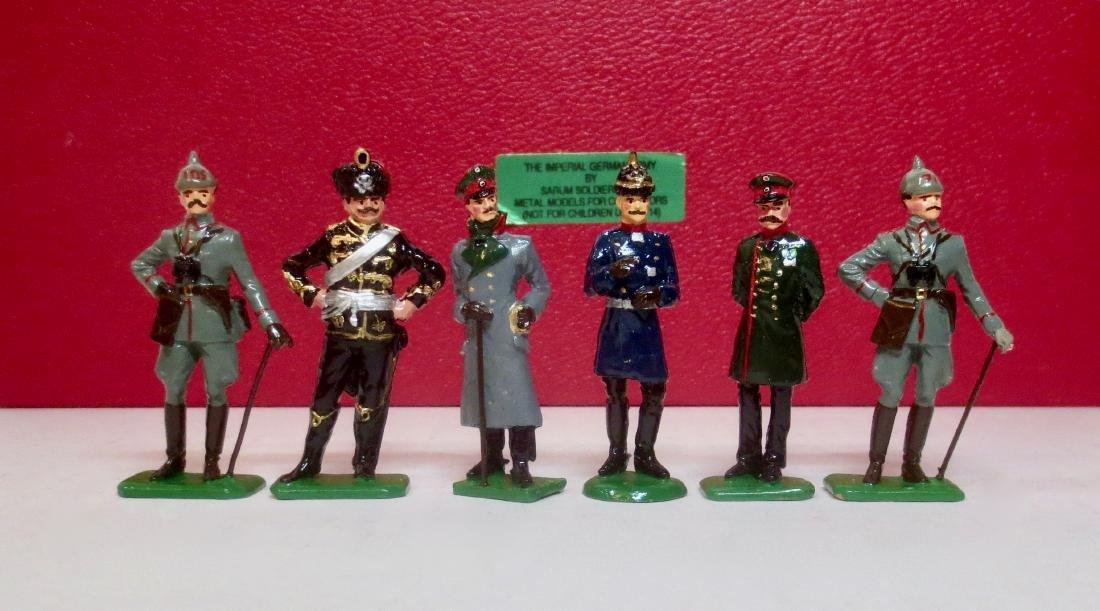 Sarum Soldiers The Imperial German Army