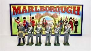 Marlborough Set A4 Palmetto Guard Fort Sumter
