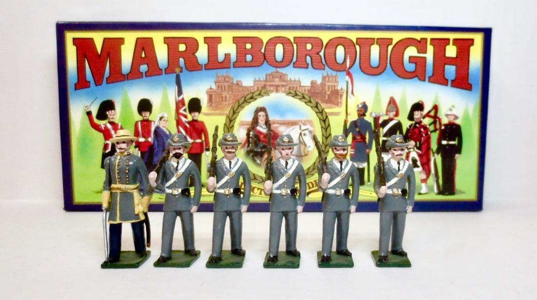 Marlborough Set #A4 Palmetto Guard Fort Sumter
