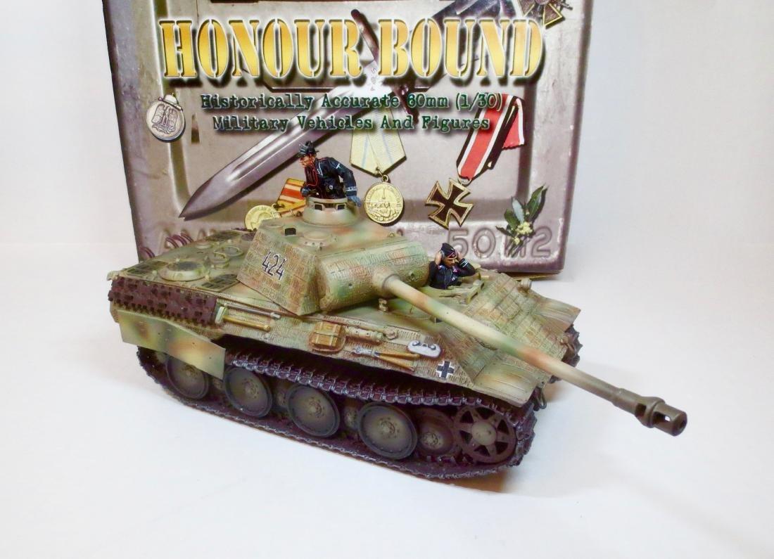 Honour Bound Set #HB-04 German Tank