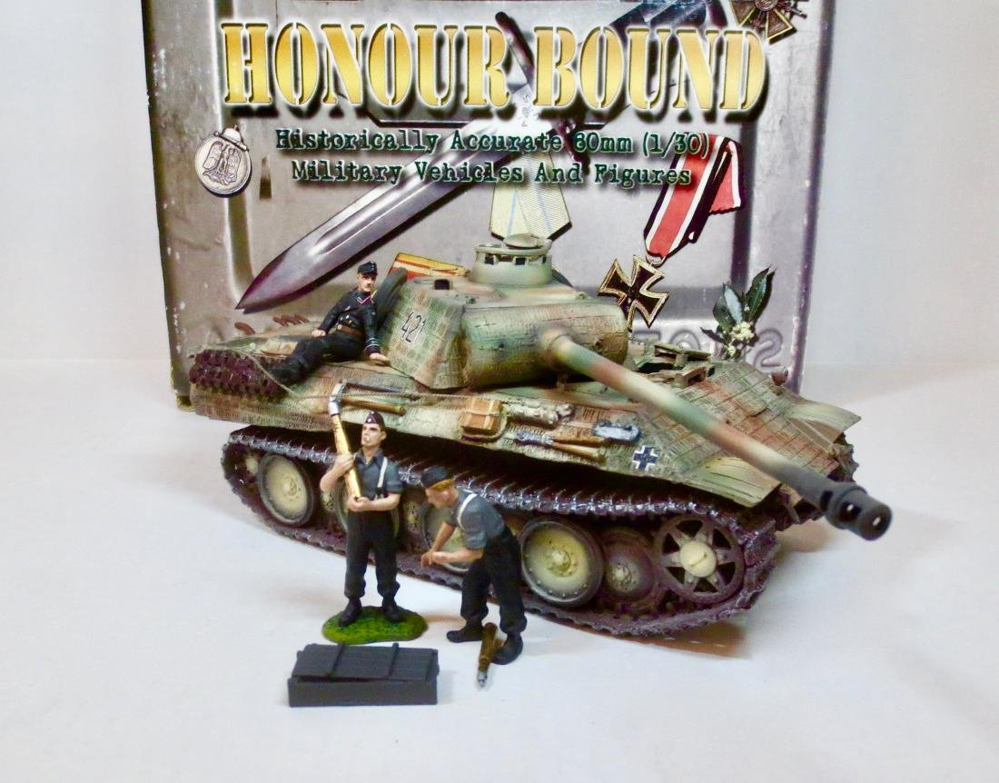 Honour Bound Set #HB-01C German Tank