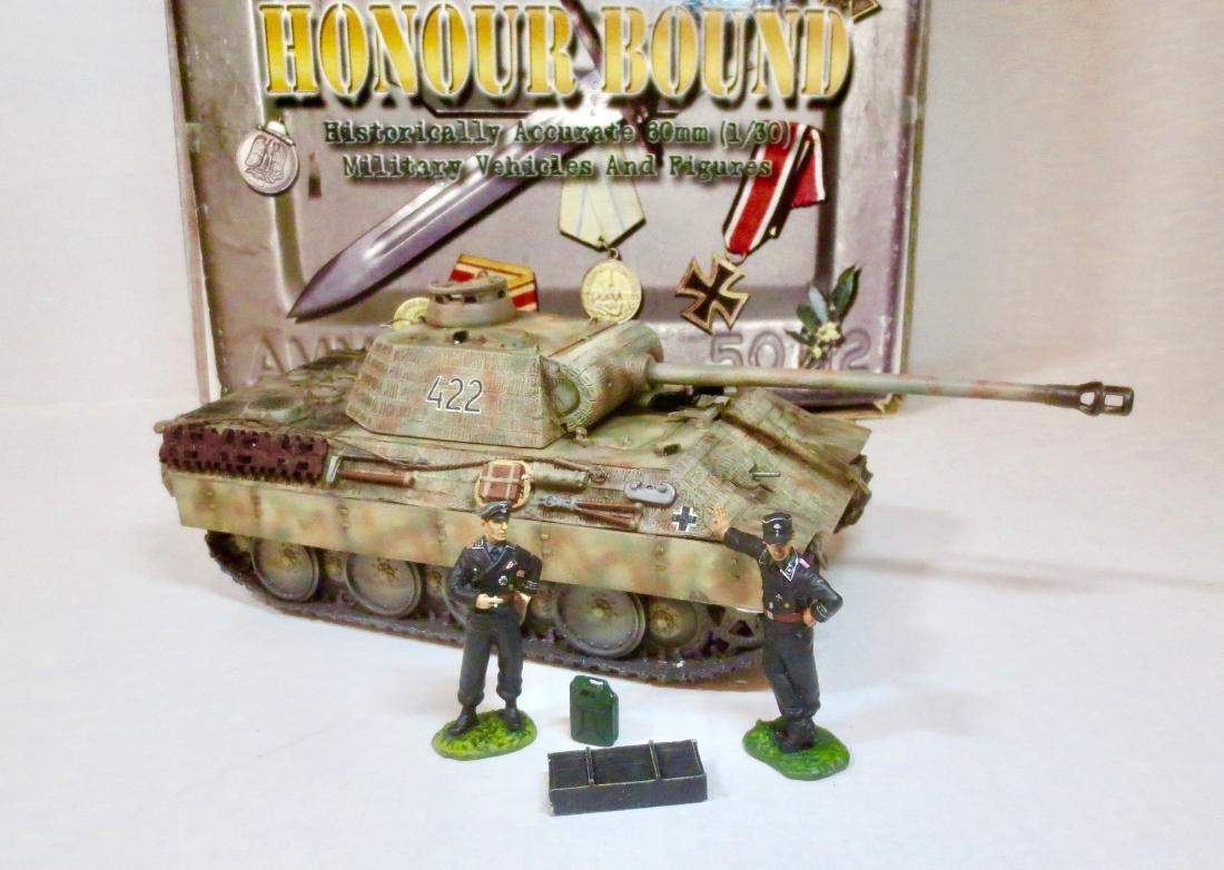 Honour Bound Set #BC-P2 German Tank