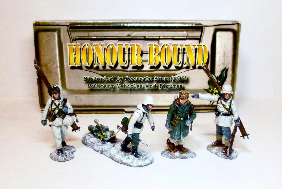 Honour Bound Set #HB26 Wehrmacht Snow Troops