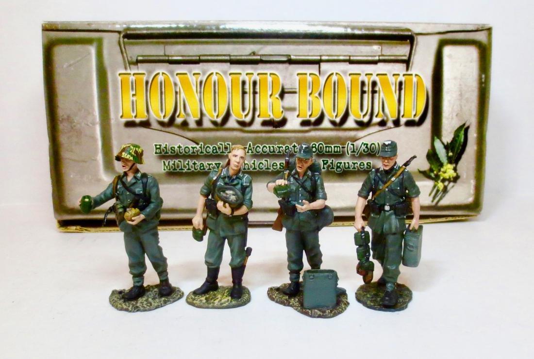 Honour Bound Set #HB07B Wehrmacht Infantry