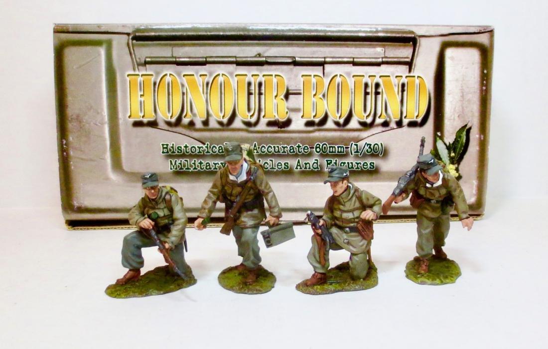 Honour Bound Set #HB49-30 Gebirgsjagers