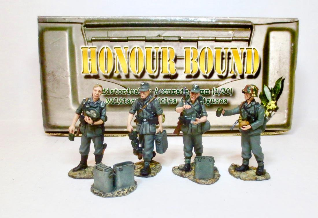Honour Bound Set #HB31 Wehrmacht Infantry