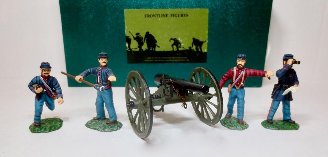 Frontline Set #A.U.A.1. Union Artillery