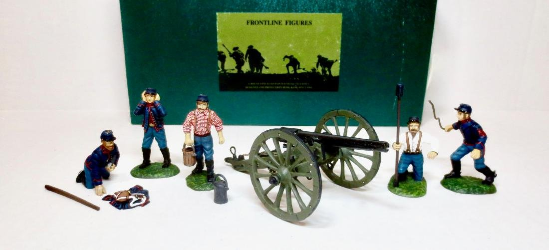 Frontline A.U.A.7. Union Artillery