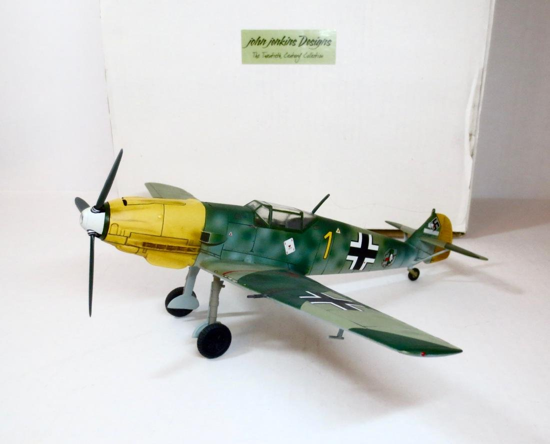 John Jenkins #ACE-201 6./JG51, Autumn1940