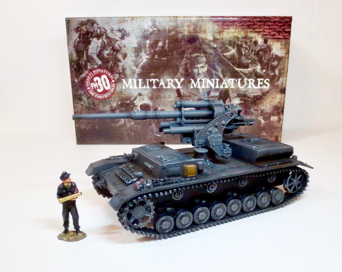 Figarti #ETGTG-070 Panzer IV Mounted 88mm Gun