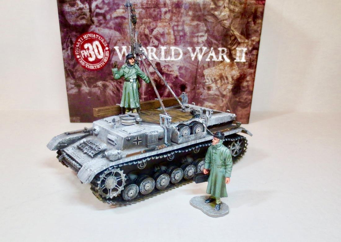 Figarti #ETG-008 Winter Bergepanzer IV