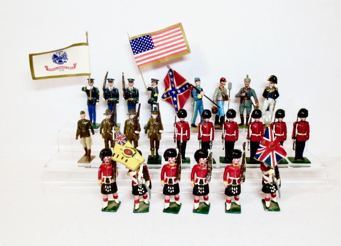 Various Makers & Troops