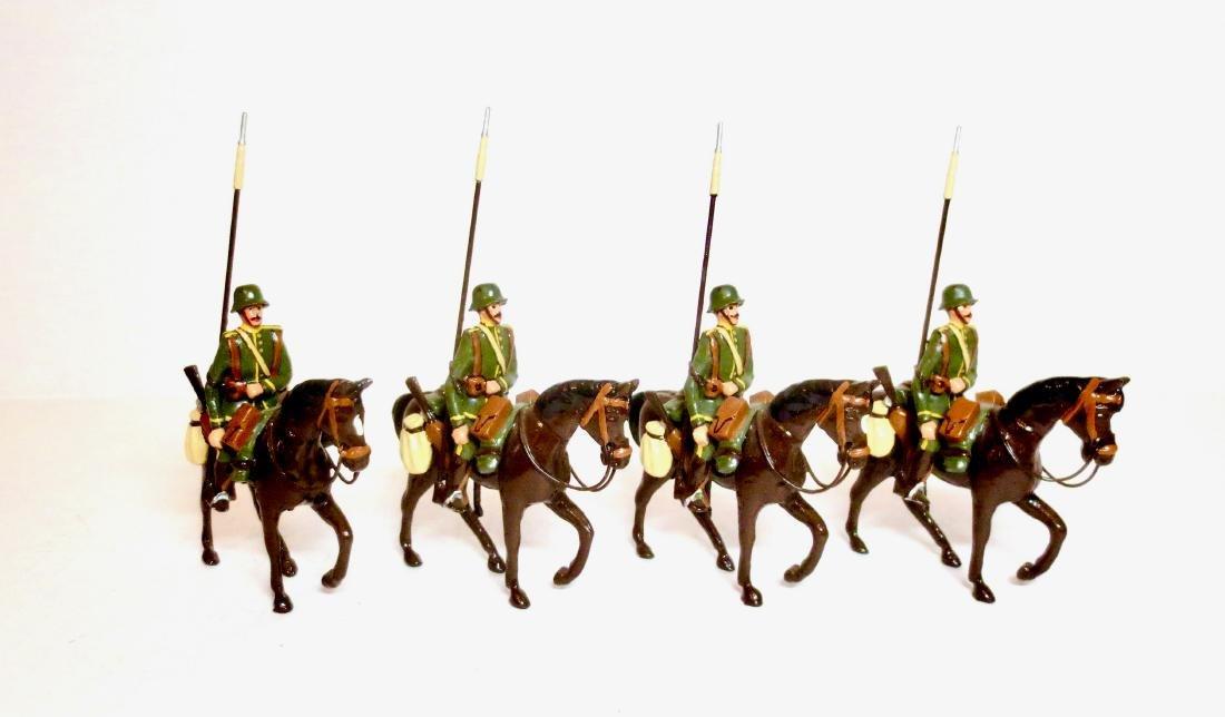 Maker Unknown German Lancers