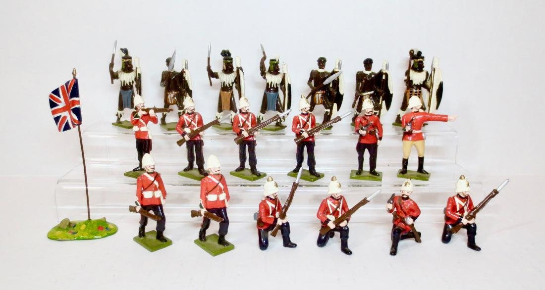 Steadfast Zulu War Assortment