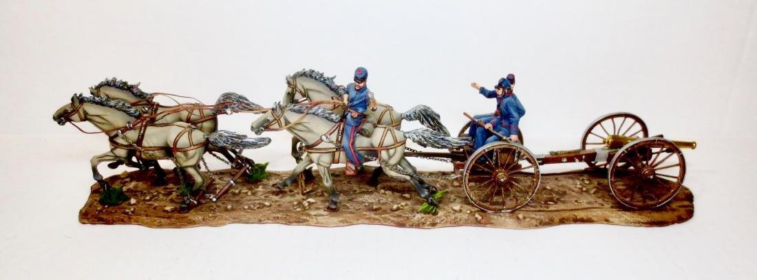 Maker Unknown Confederate Artillery Team
