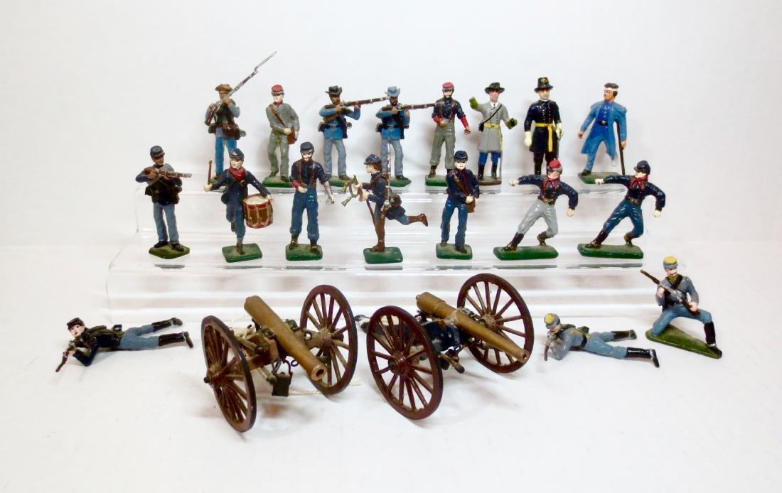 Various Makers American Civil War Assortment