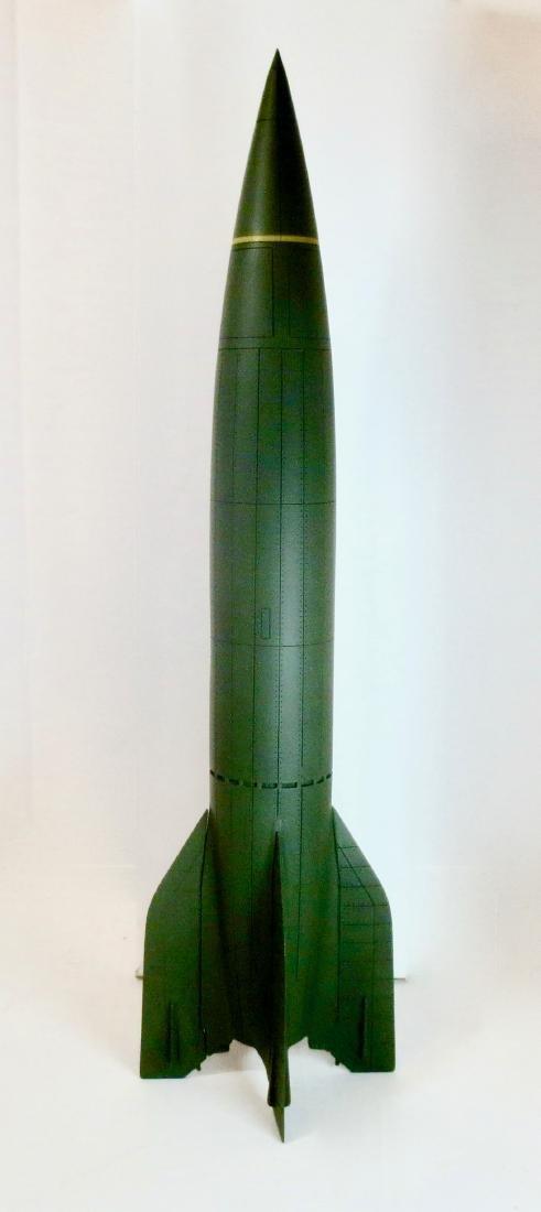 Figarti German Luftwaffe ETG-012 V2 Rocket 1945