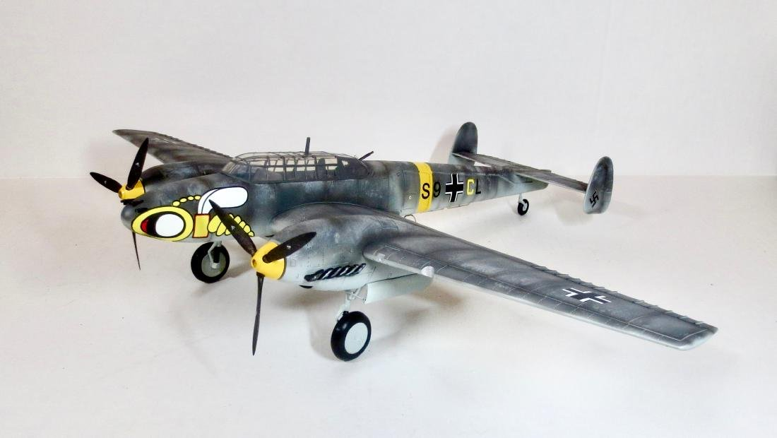 Figarti WW2 German Luftwaffe ETG-071