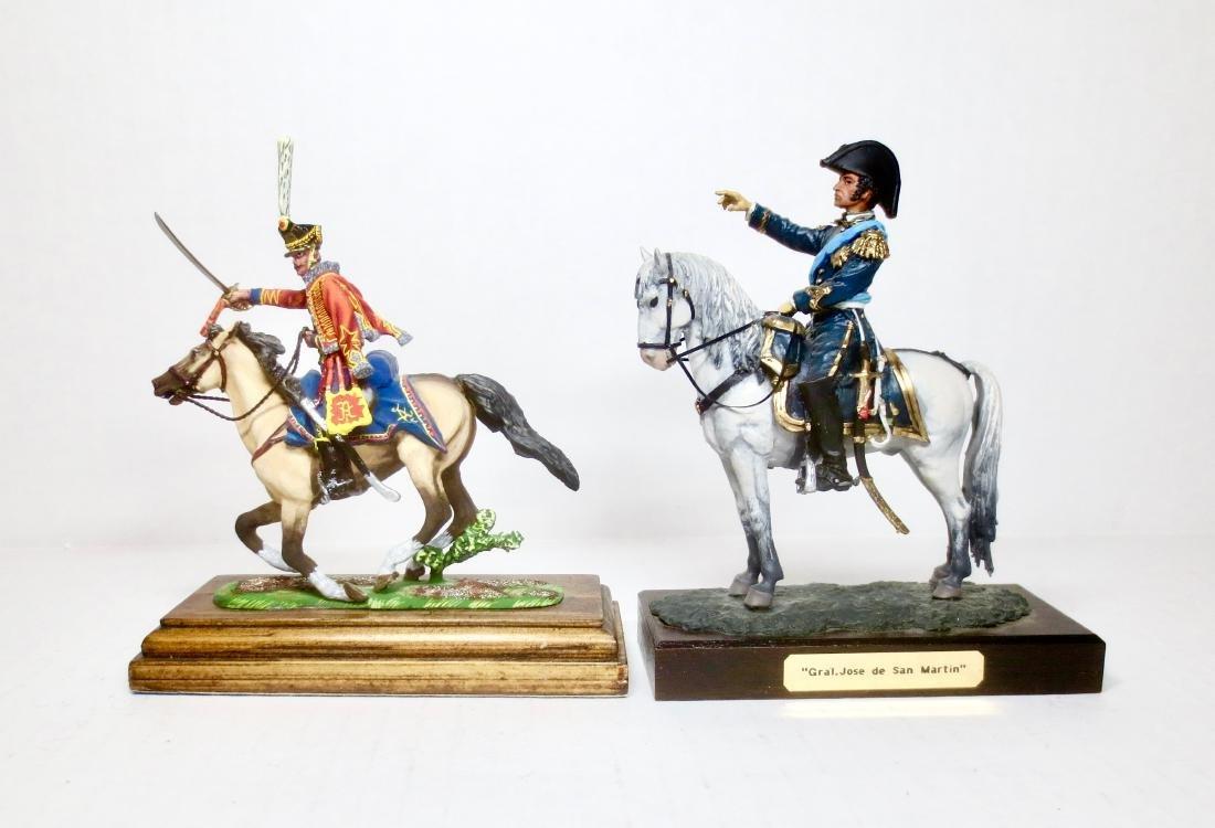Maker Unknown Mounted Napoleonic & Spanish
