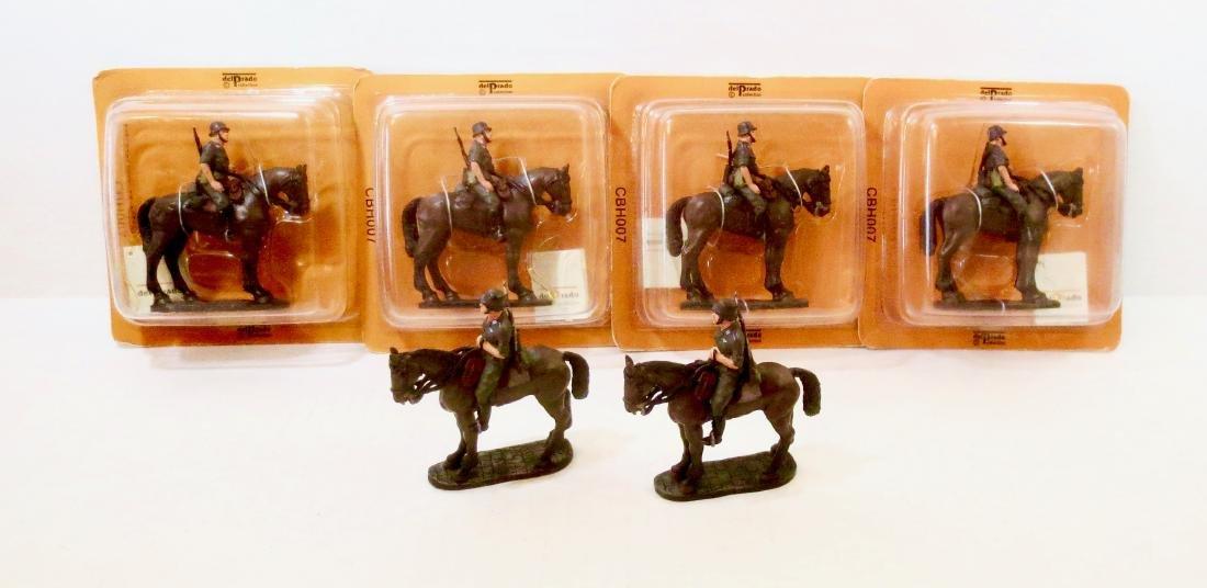 Del Prado #CBH007 Mounted Russie 1941