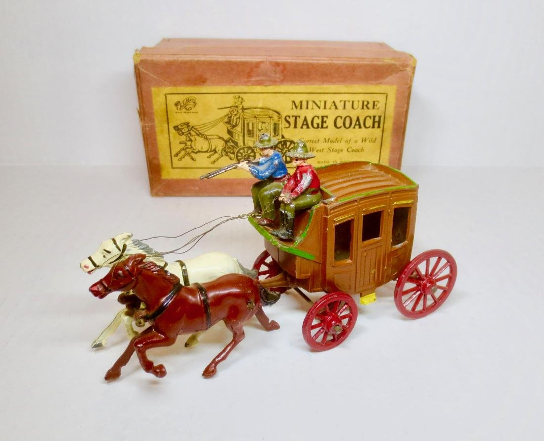 Johillco Stage Coach Set