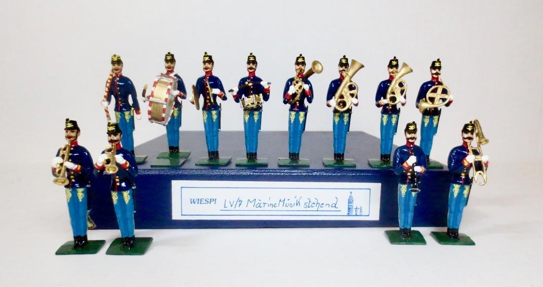 Wiespi Marine Musik Stehend Set